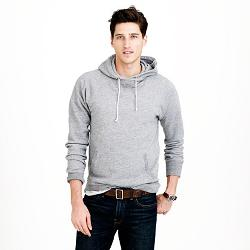 J. Crew - Tall Midweight Hoodie