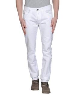 Roberto Cavalli - Straight Leg Casual Pants