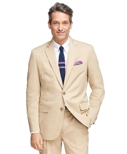 Brooks Brothers - Madison Fit Twill Suit