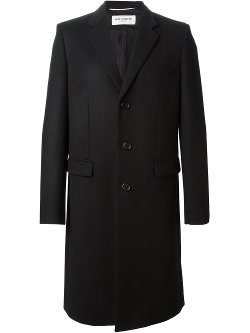 Saint Laurent  - Long Line Overcoat