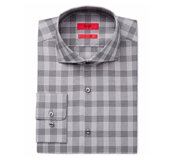 Hugo - Plaid Dress Shirt