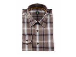 Robert Talbott  - Plaid Woven Dress Shirt