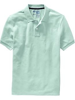 Old Navy - Short-Sleeve Pique Polo Shirt