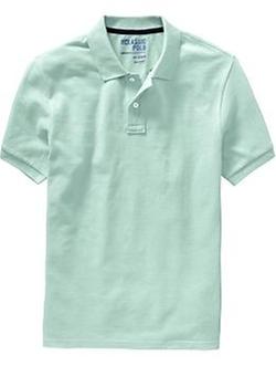 Old Navy - Short-Sleeve Pique Polo Shirt