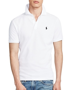 Polo Ralph Lauren  - Stretch-Mesh Slim Fit Polo Shirt