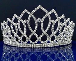SparklyCrystal - Bridal Wedding Tiara Crown