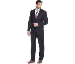 Tasso Elba  - Herringbone Two Piece Suit