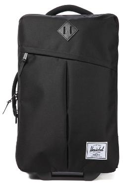 Herschel Supply Co.  - The Campaign Wheelie Bag In Black