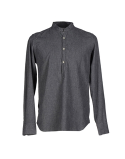 Bevilacqua  - Collarless Shirt