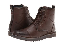Tommy Hilfiger -  Linden Lace-Up Boots