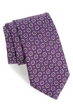 Eton - Medallion Silk Tie