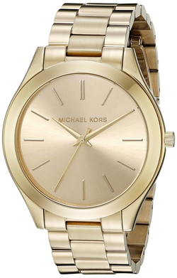 Michael Kors - Runway Gold-Tone Watch