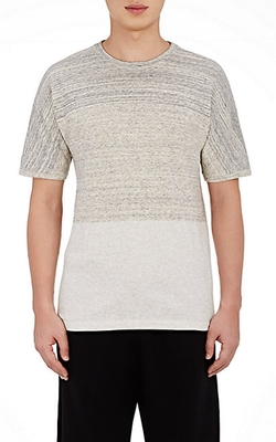 Helmut Lang - Colorblocked T-Shirt
