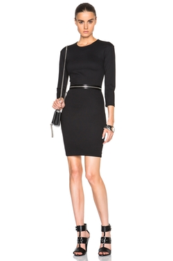 McQ Alexander McQueen - Zip Off Dress