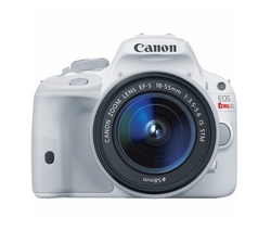 Canon - EOS Rebel SL1 Digital SLR Camera