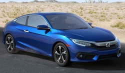 Honda - Civic Coupe