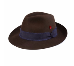 My Bob - Tribeca Fedora Hat