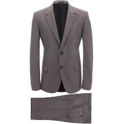 Alexander McQueen - Wool Mohair Suit