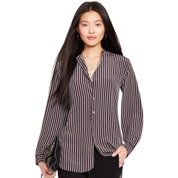 Ralph Lauren - Striped Silk Shirt