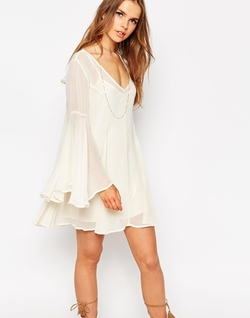 Asos - Boho Swing Dress