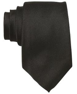 Ralph Lauren  - Satin Solid Slim Tie