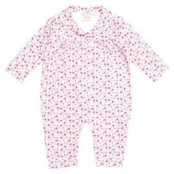 JoJo Maman  - Bebe Jersey All In One Pyjamas