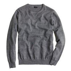 J Crew - Rugged Cotton Sweatshirt Sweater