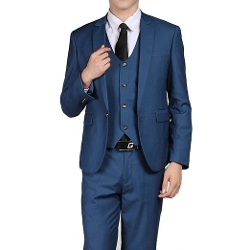 Cmdc - Business Office Three-Piece Suit