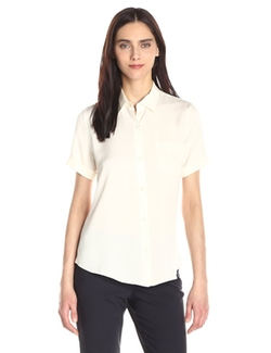 Theory - Button Down Blouse