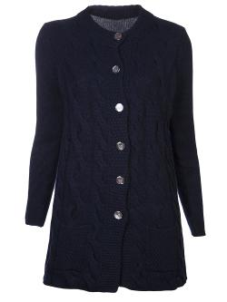 Lucien Pellat Finet  - Knitted Cashmere Cardigan