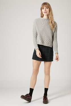 Topshop  - Ribbed Jumper Sweater