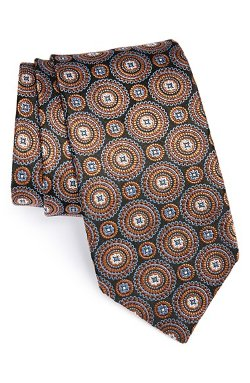 J.Z. Richards  - Woven Silk Tie