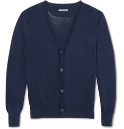 Boglioli - Fine-Knit Cotton Cardigan