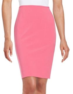 Tahari Arthur S. Levine - Ponte Pencil Skirt