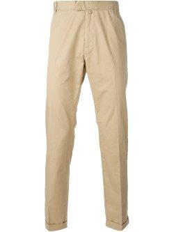 Emporio Armani  - Chino Trousers
