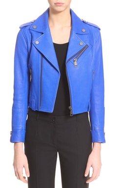 Victoria, Victoria Beckham - Leather Biker Jacket