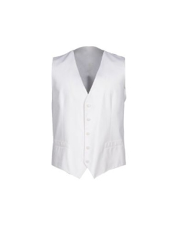 Dolce & Gabbana - Cotton Twill Vest