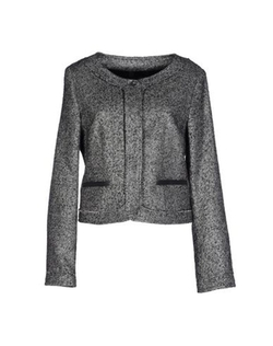 Gas - Long Sleeve Tweed Blazer