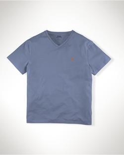 Ralph Lauren - Jersey V-Neck T-Shirt