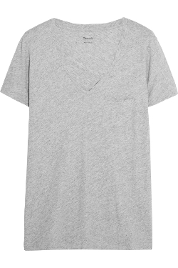 Madewell - Slub Cotton-Jersey T-shirt
