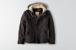 American Eagle Outfitters - Hooded Workwear Jacket