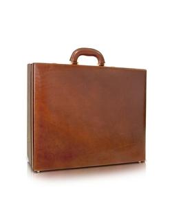 Chiarugi - Handmade Leather Briefcase