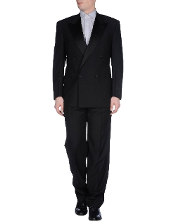 Trussardi - Double Breasted Suit