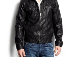 Guess - Faux Leather Jacket