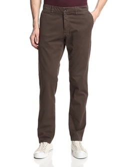 Velvet by Graham & Spencer - Calvin Calwin Skinny Twill Pant
