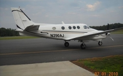 Beechcraft  - King Air C90 Private Plane