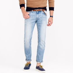 J.Crew - 484 Japanese Denim Jeans