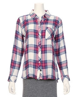 Rails - Hunter Plaid Shirt