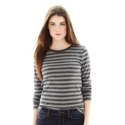 Joe Fresh  - Long-Sleeve Striped Shirt