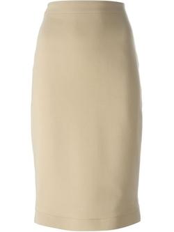 Givenchy - High Waisted Pencil Skirt